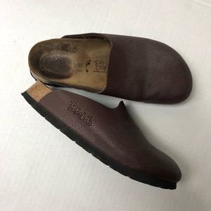 Birkenstock Birki's Brown Slip On clogs 6